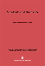 Cover: Accidents and Homicide