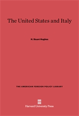 Cover: The United States and Italy in E-DITION
