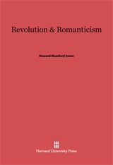Cover: Revolution and Romanticism