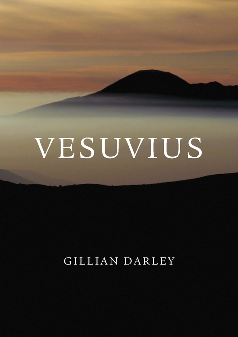 Cover: Vesuvius, from Harvard University Press
