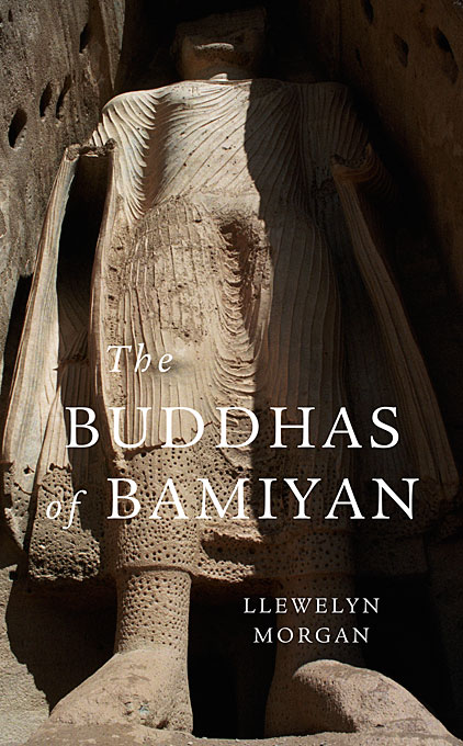 Cover: The Buddhas of Bamiyan, from Harvard University Press