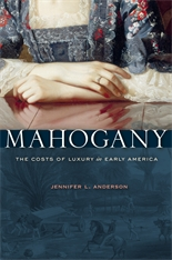 Cover: Mahogany in PAPERBACK