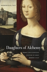Cover: Daughters of Alchemy in HARDCOVER