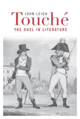 Cover: Touché: The Duel in Literature