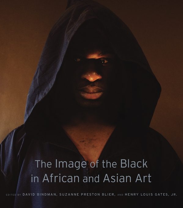 Cover: The Image of the Black in African and Asian Art, from Harvard University Press
