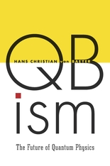 Cover: QBism in HARDCOVER