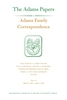 Cover: Adams Family Correspondence, Volume 12: March 1797–April 1798
