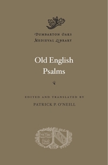 Cover: Old English Psalms in HARDCOVER