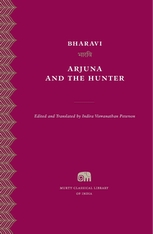 Cover: Arjuna and the Hunter in HARDCOVER