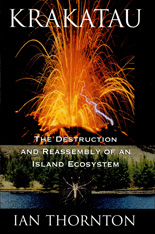 Cover: Krakatau: The Destruction and Reassembly of an Island Ecosystem