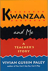 Cover: Kwanzaa and Me: A Teacher's Story