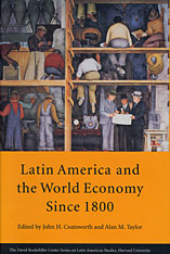 Cover: Latin America and the World Economy since 1800 in PAPERBACK