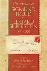 Cover: The Letters of Sigmund Freud to Eduard Silberstein, 1871-1881 in PAPERBACK