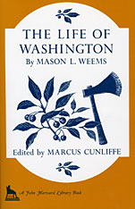 Cover: The Life of Washington in PAPERBACK