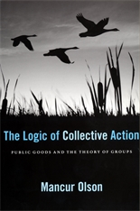 Cover: The Logic of Collective Action in PAPERBACK