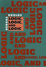 Cover: Logic, Logic, and Logic