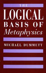 Cover: The Logical Basis of Metaphysics in PAPERBACK
