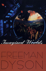 Cover: Imagined Worlds in PAPERBACK