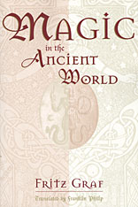 Cover: Magic in the Ancient World in PAPERBACK