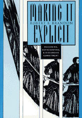 Cover: Making It Explicit in PAPERBACK
