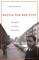 Cover: Battle for Bed-Stuy in HARDCOVER