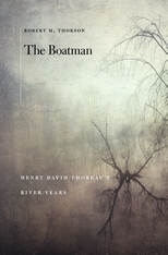 Cover: The Boatman in HARDCOVER