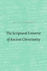 Cover: The Scriptural Universe of Ancient Christianity in HARDCOVER
