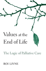 Cover: Values at the End of Life in HARDCOVER