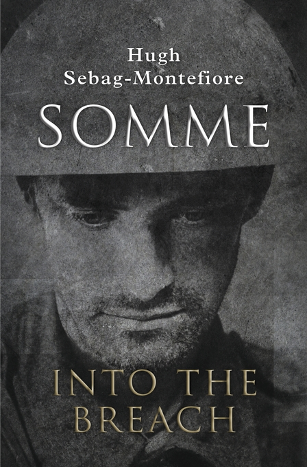 Cover: Somme: Into the Breach, from Harvard University Press