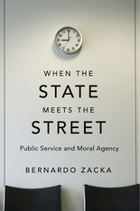 Cover: When the State Meets the Street in HARDCOVER