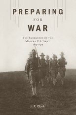 Cover: Preparing for War in HARDCOVER