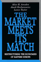 Cover: The Market Meets its Match: Restructuring the Economies of Eastern Europe