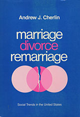 Cover: Marriage, Divorce, Remarriage in PAPERBACK