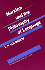 Cover: Marxism and the Philosophy of Language in PAPERBACK