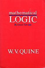 Cover: Mathematical Logic, Revised Edition