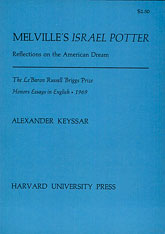Cover: Melville's <i>Israel Potter</i>: Reflections on the American Dream