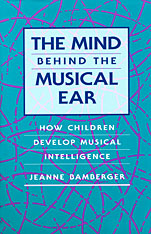 Cover: The Mind behind the Musical Ear: How Children Develop Musical Intelligence
