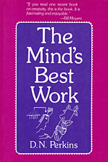 Cover: The Mind's Best Work