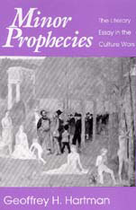 Cover: Minor Prophecies in HARDCOVER