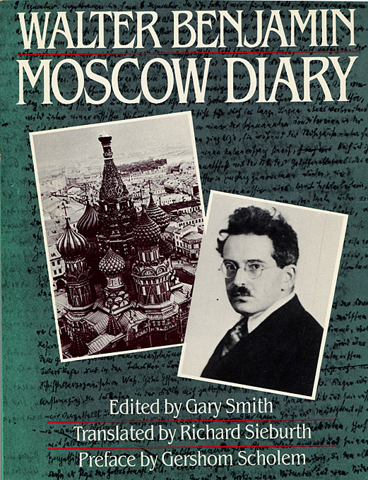 Cover: Moscow Diary, from Harvard University Press