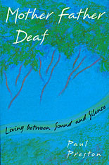 Cover: Mother Father Deaf in PAPERBACK