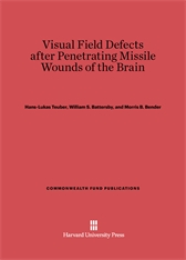 Cover: Visual Field Defects after Penetrating Missile Wounds of the Brain