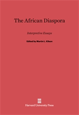 Cover: The African Diaspora: Interpretive Essays