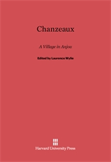 Cover: Chanzeaux in E-DITION