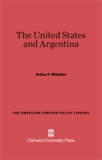 Cover: The United States and Argentina