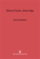 Cover: Klaus Fuchs, Atom Spy in E-DITION