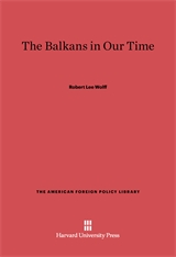 Cover: The Balkans in Our Time: Revised Edition