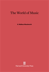 Cover: The World of Music in E-DITION