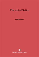 Cover: The Art of Satire in E-DITION