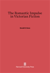 Cover: The Romantic Impulse in Victorian Fiction